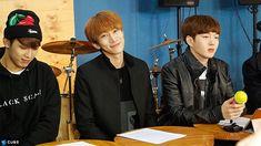BTOB THE BEAT Episode 6. Hyunsik, Eunkwang and Changsub