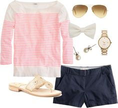 Super cute. I do have new shorts this style...would this be a bad choice for work?