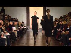 Ralph Lauren | Fall Winter 2012/2013 Full Fashion Show | Exclusive #ralphlauren, #fashion2012, #fashion