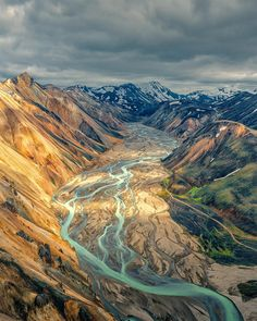 The colorful Highlands of Iceland - Mari - Nature travel Beautiful World, Beautiful Places, Beautiful Scenery, Landscape Photography, Nature Photography, Cool Pictures, Cool Photos, Beautiful Pictures, Places To Travel