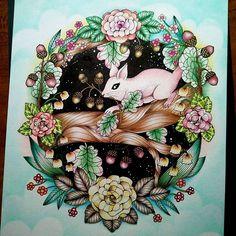 #野の花のぬり絵ブック #blomstermandala #mariatrolle #blomstermandalamålarbok #målarbok…