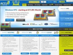 AccuWebHosting.com: 20% Off on any shared hosting,vps or cloud hosting