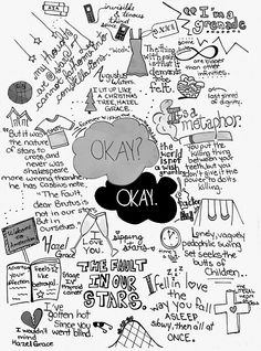 If you've read The Fault in Our Stars you'll understand. If you haven't read it, then you should.