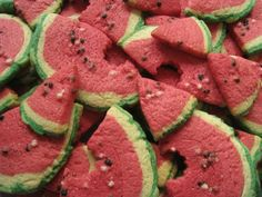 watermeloen koekjes