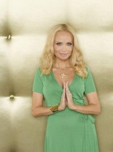 "Kristin Chenoweth talked to VIVmag about her role as the scheming Carlene Cockburn in ""GCB"" and about her own run-in with a former mean girl from her high school days."