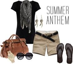 Summer Anthem.......Flipflops and the beach!