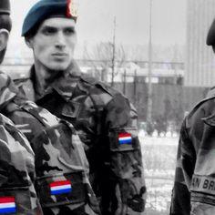 Yilmaz, Dutch Military.