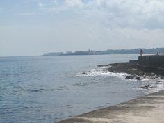 El Malecón habanero se encuentra en La Habana, comprende una amplia avenida de seis carriles y un larguísimo muro que se extiende sobre toda la costa norte de la capital cubana a lo largo de ocho kilómetros. Es el lugar de encuentro y recreación de los habitantes de la ciudad y de los turistas.