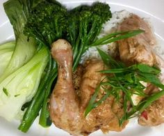 Recipe Masterstock Steamed Chicken by MarkViskovich - Recipe of category Main dishes - meat