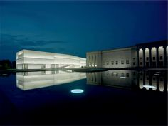 Nelson Atkins Museum of Art by Steven Holl Architects