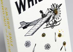 The Adventurous Blends of William Whistle on Packaging of the World - Creative Package Design Gallery