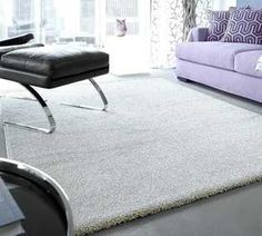 Samoa Plain Light Silver Rug