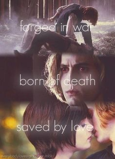 Twilight Saga - Jasper... my favorite Twilight Vampire. Sorry but he's my FAVORITE actor/Character.