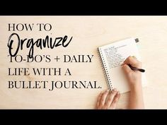 My Bullet Journal and Managing a To-Do List - Phoenix Family and Lifestyle Photography | Portraiture for the Modern Family