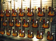 Are there ever enough Telecasters?