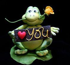 Frog <3 You