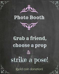How to make photo booth props on a budget » cake crumbs & beach sand