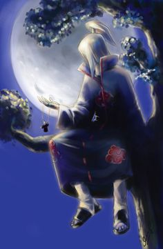 Naruto - Deidara 2 by thehiddensapphire
