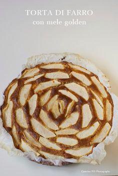 Semplicemente Light: Torta di farro con mele golden