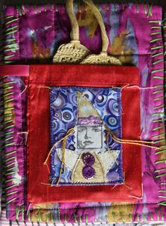 Interesting site for inspiration.        quilted-pillow-book-pg7