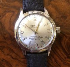 Citizen 1960s 0201 Cal Watch #FreeShipping to the #UK #NorthAmerica #Australia & #Japan
