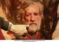 Richard Schmid The Captains Portrait Art Instruction DVD http://www.RichardSchmid.com