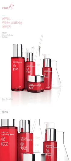 ETUDE Intense Refining Package #edacom