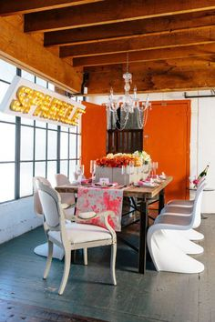 Dining Room Looks via LOVE LETTERS TO HOME