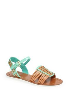 DV by Dolce Vita 'Villa' Sandal (Nordstrom Exclusive) available at #Nordstrom