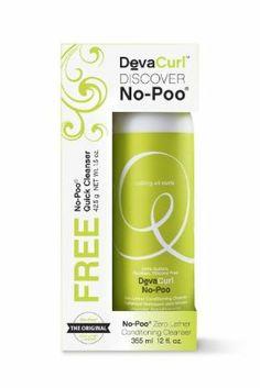 KMG Packaging - DevaCurl No-Poo Original Kit