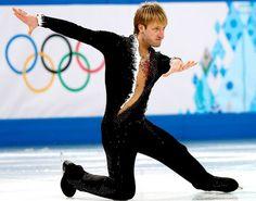 Evgeny Plushenko patinador Sochi (Foto: AFP)