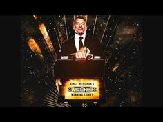 "WWE: Vince McMahon Theme ""No Chance in Hell V1"" with Arena Effects"