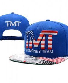 8b927c20 TMT- The Money Team Blue America Snapback Mens Clothing Sale, Style  Fashion, Fashion