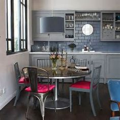 grey kitchen - Yahoo Image Search Results