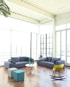 Rocking chair design Ta Toou design - Sledge