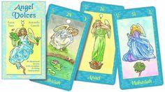 ANGEL VOICES ORACLE (cards) de Antonella Castelli and Laura Tuan http://www.amazon.fr/dp/8883952405/ref=cm_sw_r_pi_dp_PeSbwb1KT8WWD