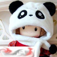 Gorrito Panda, Cosas De Pandas, Bonito Quiero, Gorros Kawaii, Estambre Etc, Tejidos Bebes, Sombreros, Bella, Pantalla