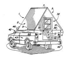 a frame camper for pickup trucks from starling travel homemade camperdiy - Home Built Truck Camper Plans