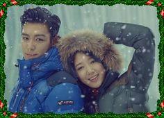 Park Shin Hye und TOP für Millet #Koreawelle
