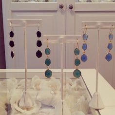 or In your favorite piece in is Your Favorite, November, Fashion Jewelry, Green, Earrings, Black, Style, Red, November Born