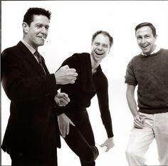 John Cage, Merce Cunningham & Robert Rauschenberg
