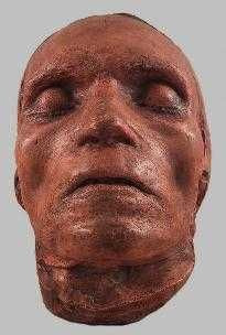 Beethoven's Death Mask...does anyone else find this cool? No?