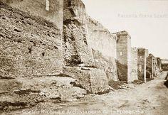 Sessorio – Mura Aureliane Anno: 1868