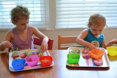 10 Art Secrets Every Parent Should Know (including using an art tray)