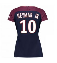PSG Neymar Jr 10 Hemmatröja Dam 17-18 Kortärmad Neymar Jr, Psg, Sports, Soccer, Hs Sports, Sport