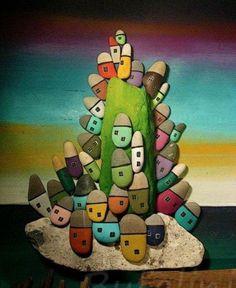 steine bemalen geschenkideen bemalten steine basteln mit steinen italienisch