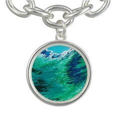 Ocean Lover Jewelry collection. Carry a splice of the Sea with you. http://ift.tt/2esgger  #margaretjuul #margaretjuulpaintings #oceanart #abstractart #oceanlover #oceanlife #oceanlovers #silver #silverjewelry