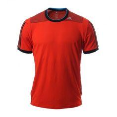 Diseñado con ventilación ClimaCool la camiseta CLTR de #Adidas toma el sudor de tu entrenamiento y lo expulsa para darte una sensación de frescura.
