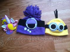 Minion Mania! A Full Family Homemade Costume Set… Coolest Halloween Costume Contest