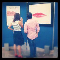 """""""Bésame Mucho"""" es una de las muchas exposiciones que ha tenido #CampusReforma"""